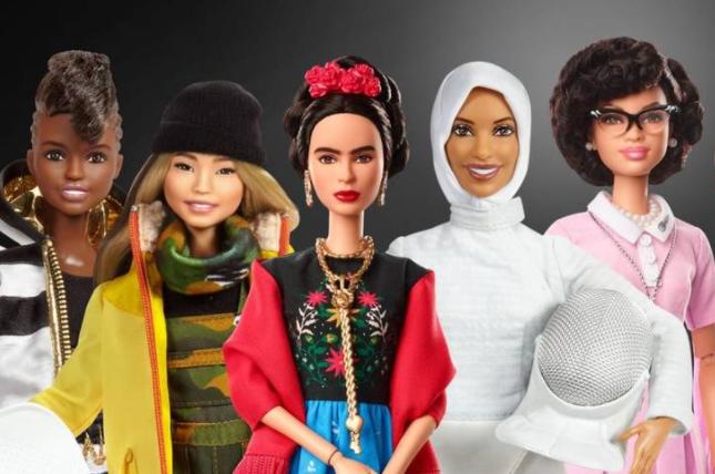 """""""Mattel lanza línea de barbies para conmemorar el Día de la Mujer"""""""