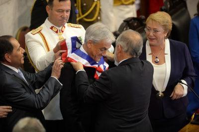 Piñera asume como Presidente hasta el 2022: así fue el juramento en el Congreso