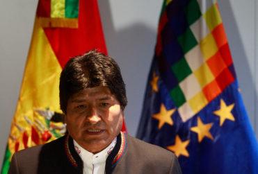 """Evo Morales: """"No buscamos venganza, buscamos justicia"""""""