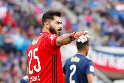 """""""Si la Patria me llama, voy"""": Johnny Herrera y las dos oportunidades en que renegó de la Selección"""