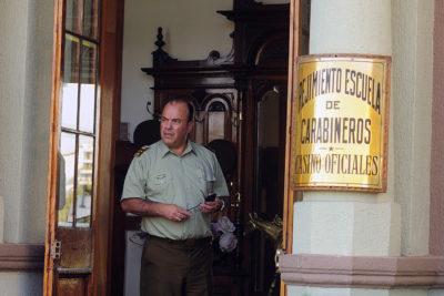 La frase sobre el fraude en Carabineros que persigue al nuevo general director