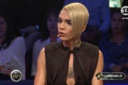 Y en su cara: aplaudida respuesta de Leo Méndez a Claudia Schmidt por sus frases sobre Daniela Vega