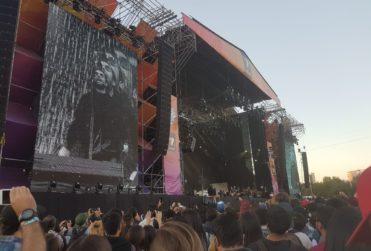 Las trastienda del bochornoso show de Liam Gallagher en Lollapalooza Chile