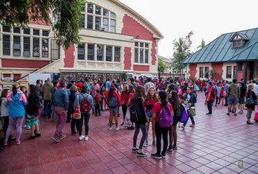 Liceo Manuel de Salas elimina las notas y aumenta el recreo para alumnos de básica