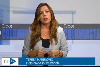 "VIDEO | Teresa Marinovic analiza el legado de Bachelet: ""¿No le da un poco de vergüenza, señora Presidenta"""