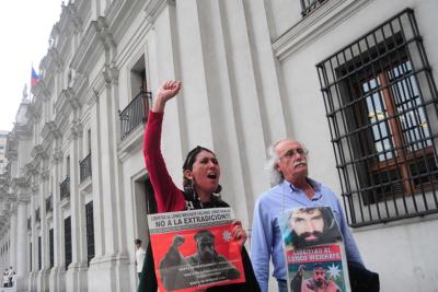 Argentina decide extraditar a comunero Jones Huala a Chile
