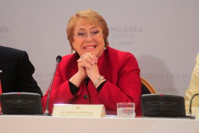 Que no vuelva Bachelet