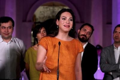 El gran perdón a Daniela Vega