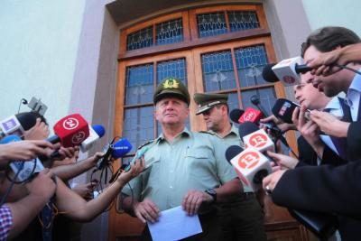 Anuncian posibles acciones legales por espionaje de Carabineros a periodistas de medios nacionales