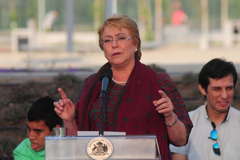 La Gran Mentira de Bachelet