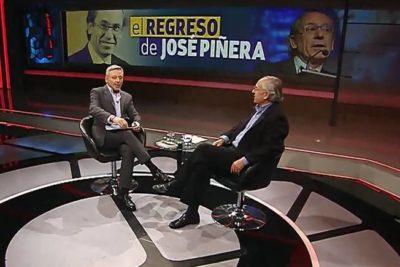 Juan Manuel Astorga desclasifica desconocido episodio tras entrevista a José Piñera en El Informante