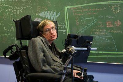 Comunidad espacial envía emotiva despedida a Stephen Hawking