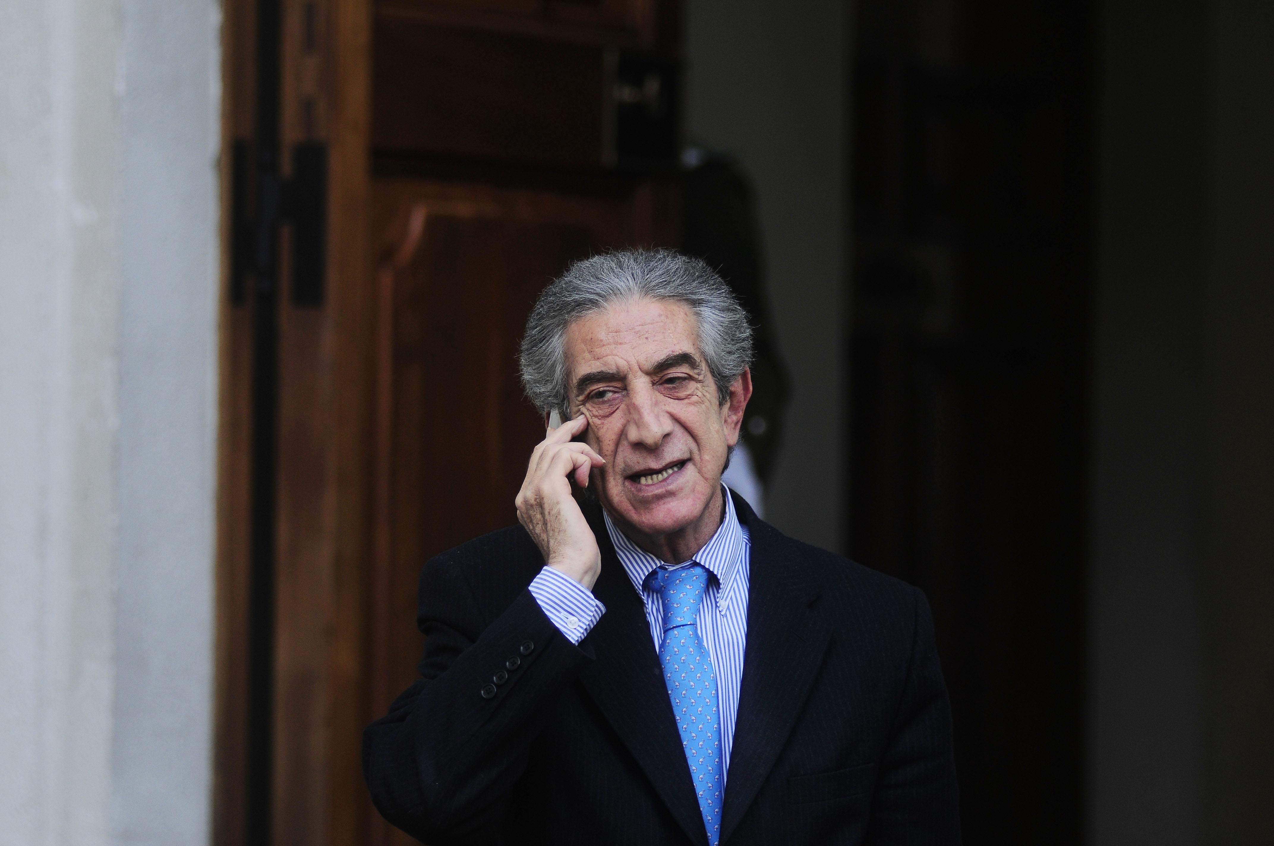 """""""El apodo inspirado en Tarud que usa un ex ministro contra los opositores a la causa marítima"""""""