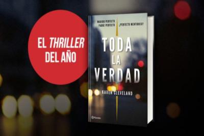 """""""Toda La Verdad"""": el libro de una ex CIA y FBI que llegará a Hollywood"""