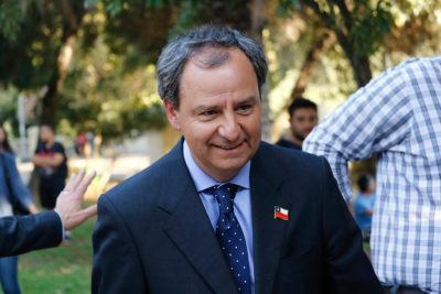 """Varela: """"El presupuesto de Educación 2018 está financiado… y hacia adelante confiemos en Larraín"""""""