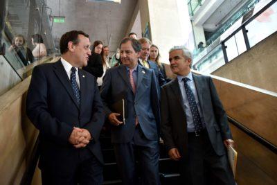 El gesto de Varela a la educación técnico profesional a su llegada al Mineduc
