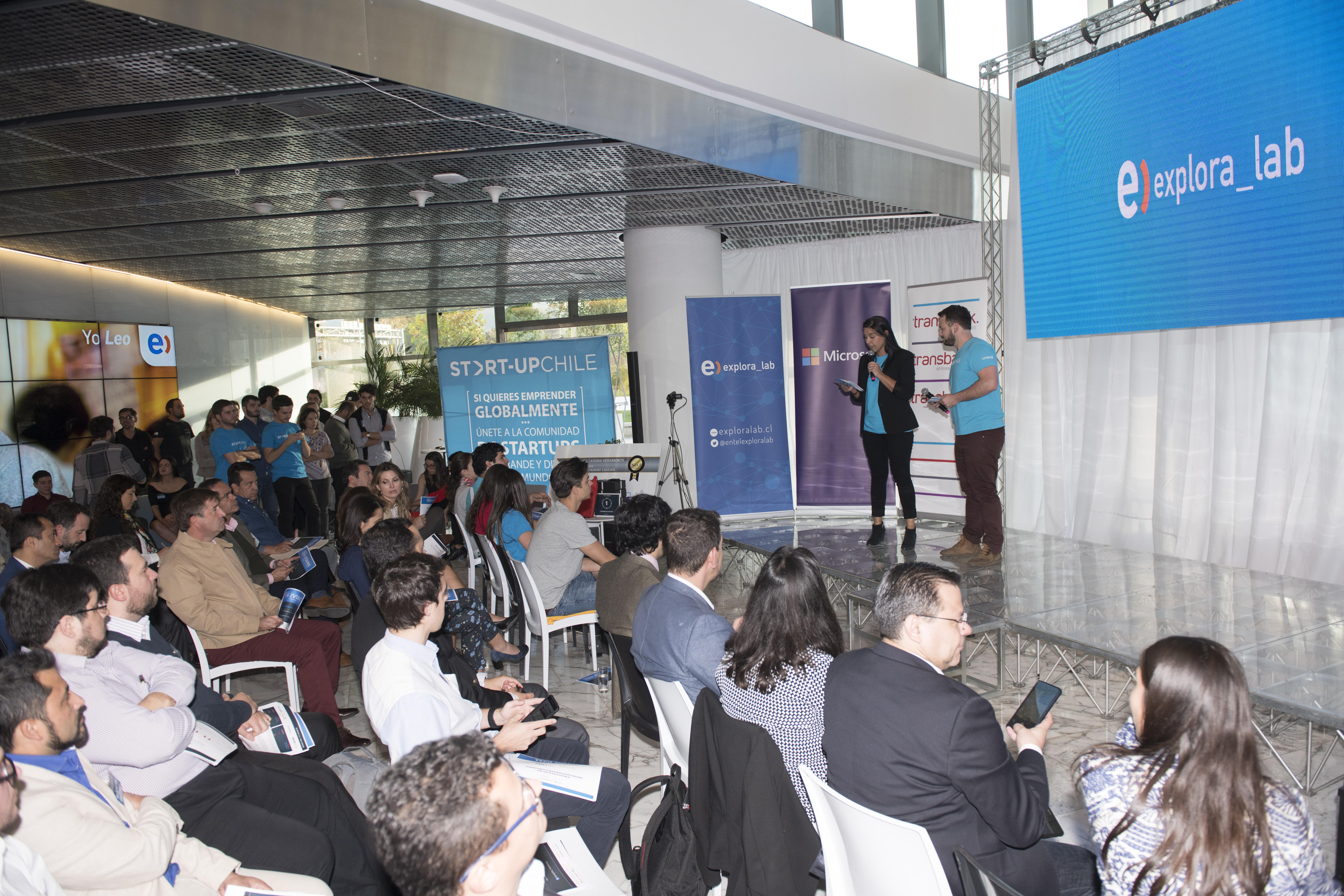 Innovadores de Start-Up se la juegan por la salud de los chilenos
