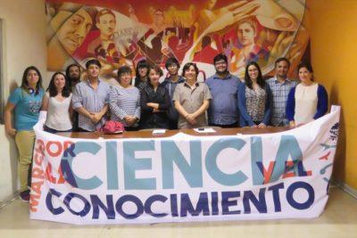 """Científicos convocan a una nueva """"marcha por la ciencia y el conocimiento"""""""