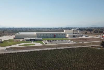Inauguran la planta de producción de alimentos para mascotas más moderna de Chile