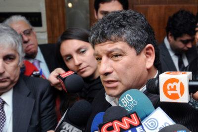 """VIDEO   El 'minuto de confianza' de René Alinco: acusó """"vacas sagradas"""" en el Congreso y pidió trabajar más temprano"""