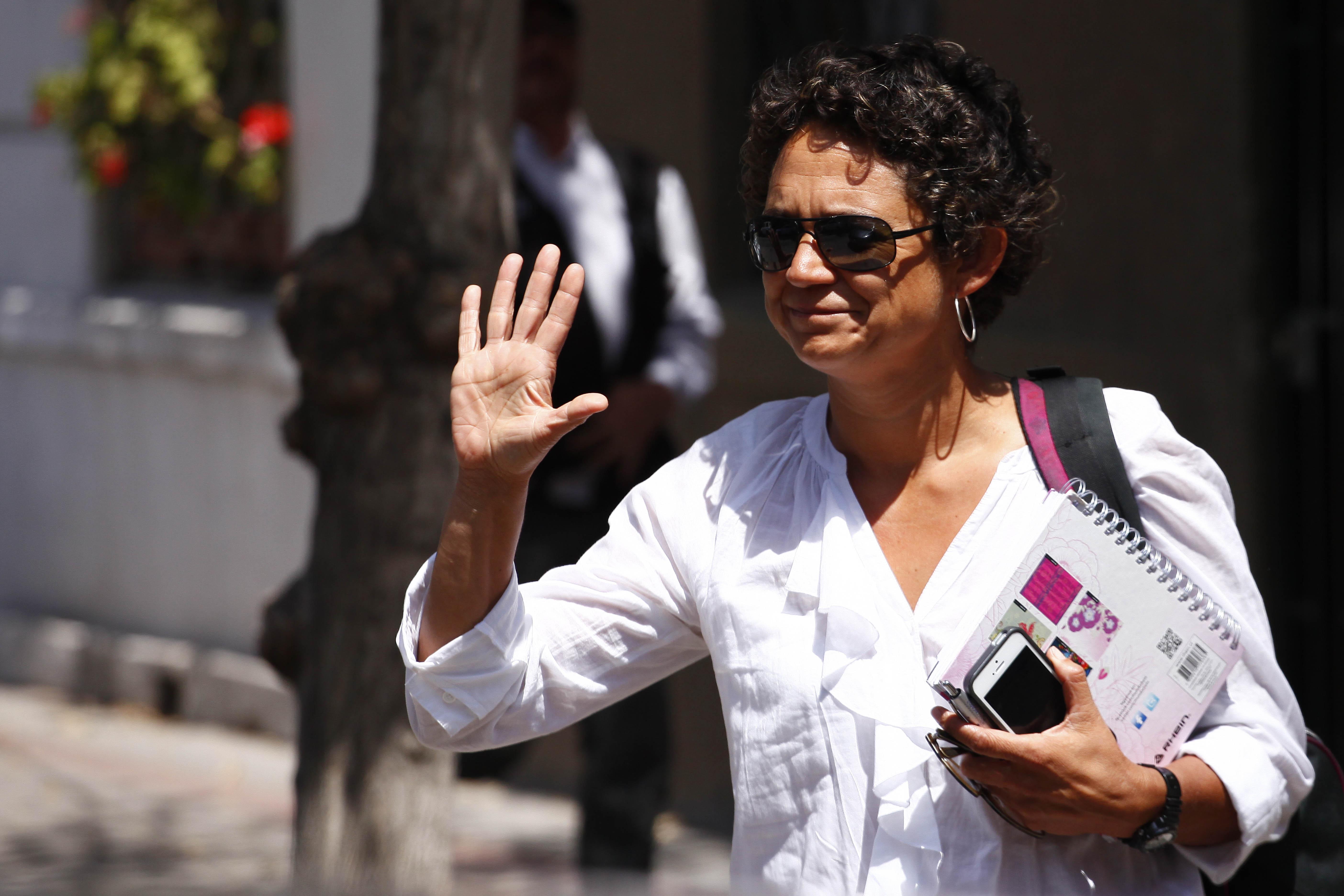 """""""Paula Walker rompe el silencio sobre su complicada relación con Peñailillo:"""