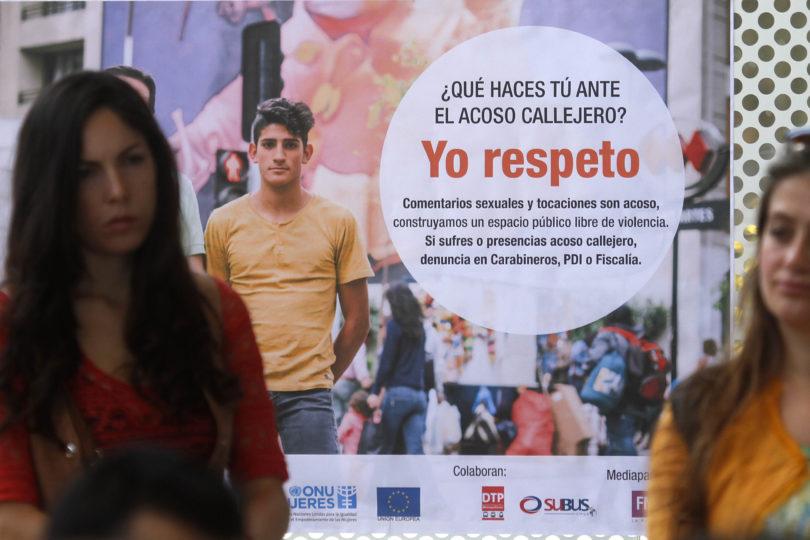 Recoleta votará ordenanza municipal que previene, prohíbe y sanciona el acoso callejero