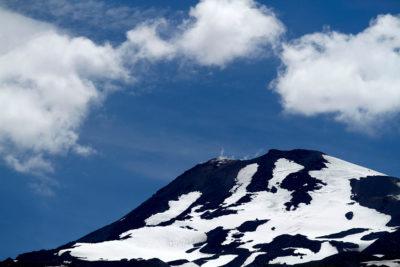 Sernageomin decreta alerta naranja en complejo Nevados de Chillán