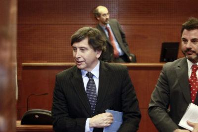 Laurence Golborne asume como director de SQM junto a hijo de Contesse y Büchi