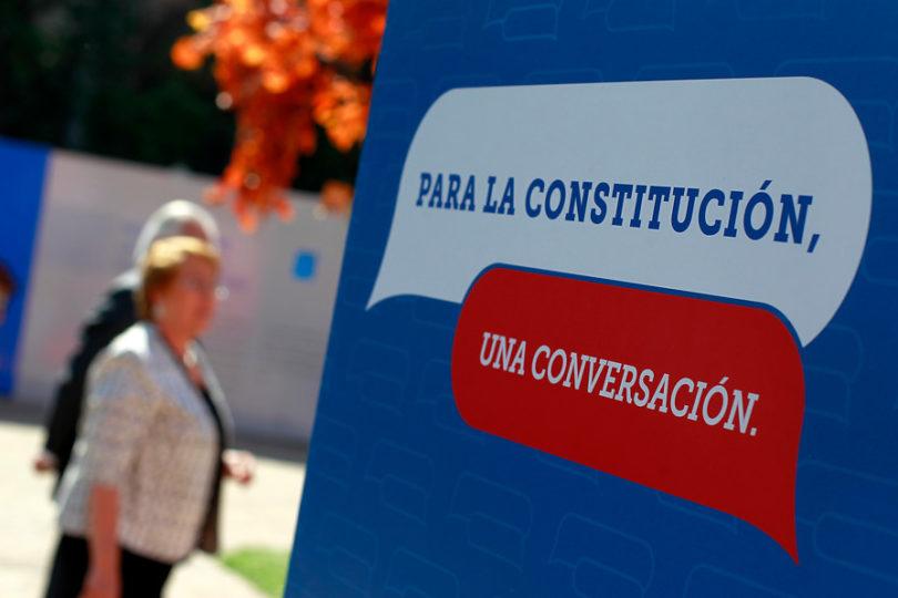 """El mea culpa de Michelle Bachelet: """"No logramos concluir a cabalidad el proceso constituyente"""""""