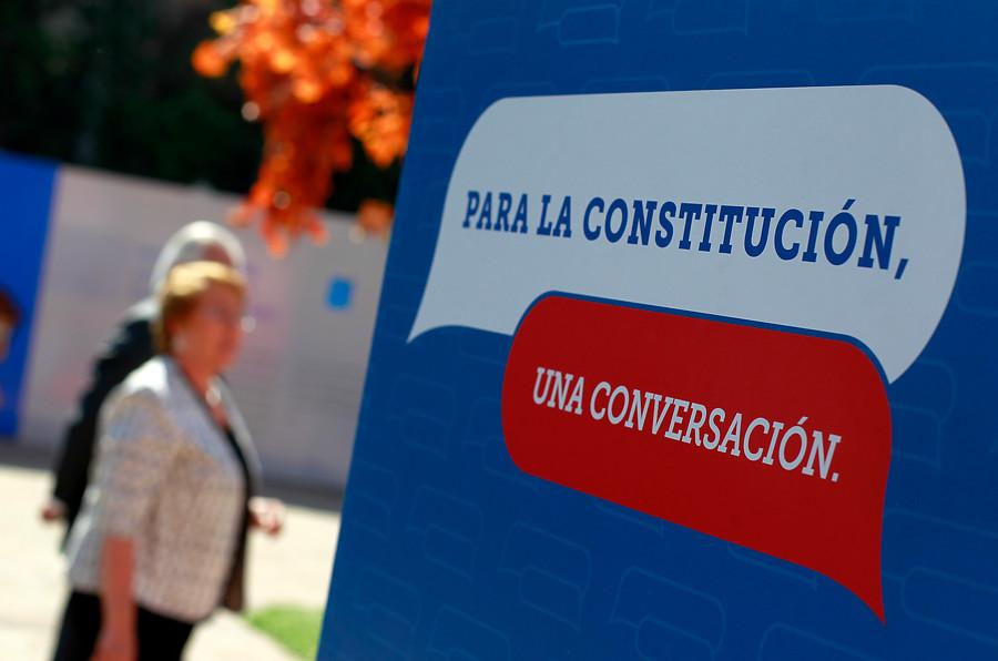 """""""No logramos concluir a cabalidad el proceso constituyente"""""""