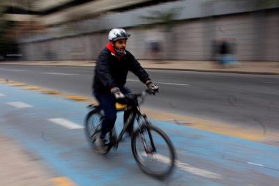 Ley de Convivencia: ciclistas ya no podrán circular por las veredas a partir de noviembre