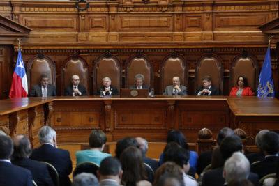 Ministros de la Corte Suprema rechazan declaraciones de Hernán Larraín y descartan inclinación política de jueces