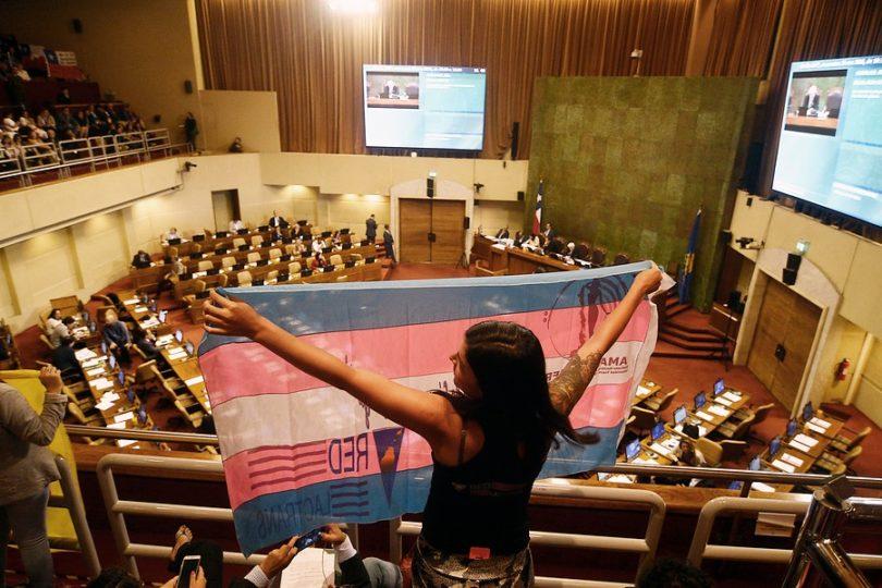 UDI y RN insisten contra ley de identidad de género: advierten al TC sobre inconstitucionalidad