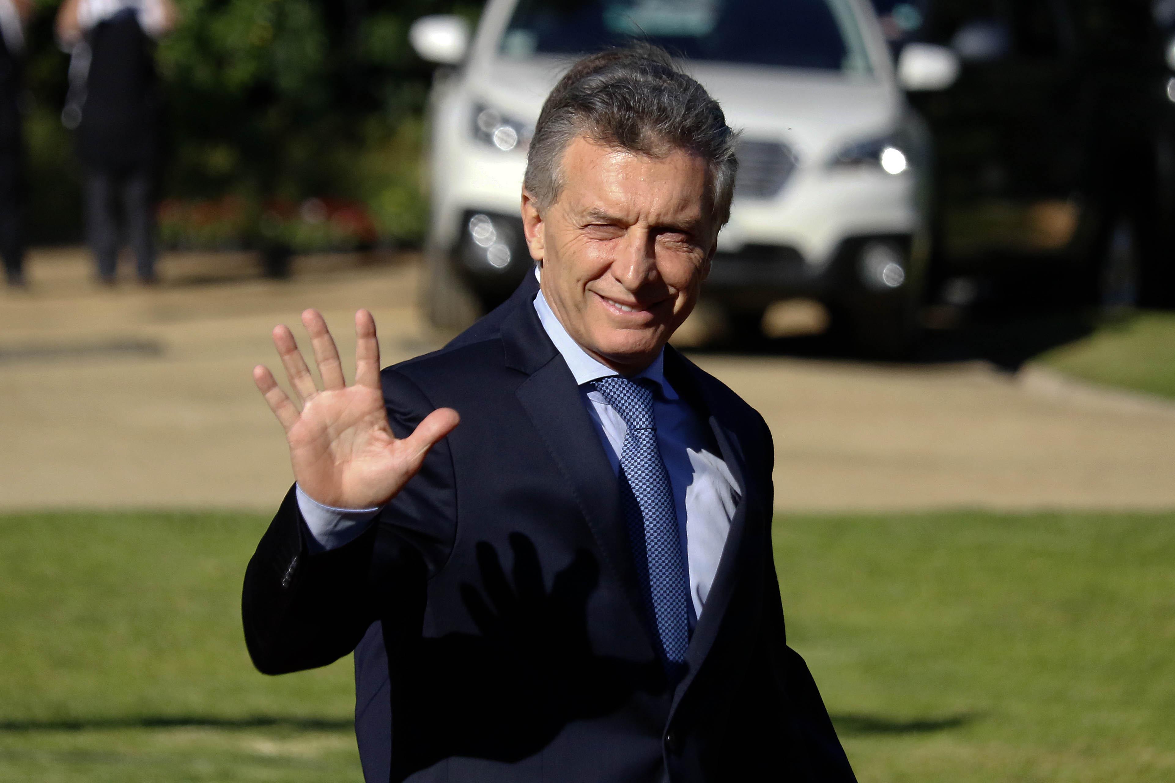 Gobierno argentino confirma que Mauricio Macri fue diagnosticado de una anomalía pancreático