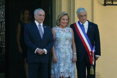 La frase futbolera del presidente de Brasil que dejó KO a Sebastián Piñera