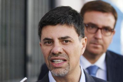 """Diputado Díaz acusa a Varela de """"apagar incendio con bencina"""" y pide """"escuchar a los estudiantes"""""""