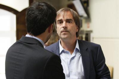 """Cruz-Coke desdramatiza rostros de ministros en urinarios: """"Esto no importa siquiera a los afectados"""""""