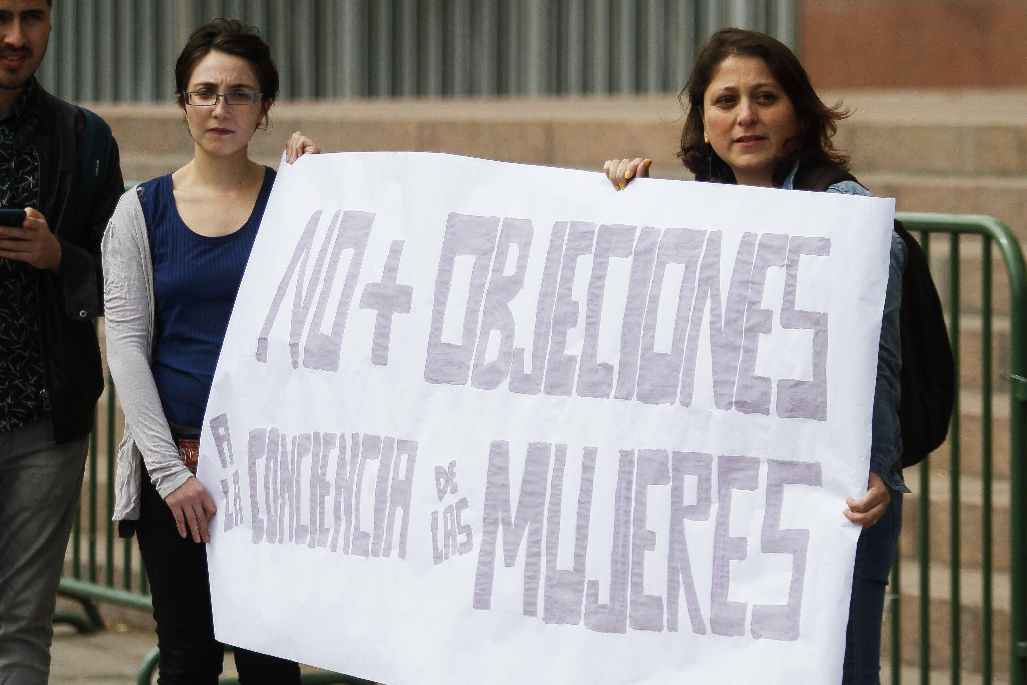 70% de médicos en Antofagasta y Calama objetó por violación