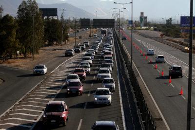 """MOP anuncia mesa de trabajo tras """"peak histórico"""" de congestión en la Ruta 68"""
