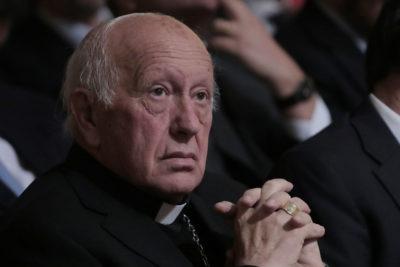 El currículum de las cartas para suceder al cardenal Ezzati