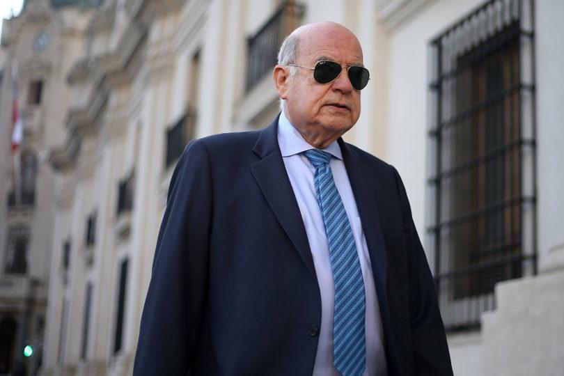 """José Miguel Insulza calificó de """"exageradas"""" últimas propuestas del Gobierno de Bachelet"""