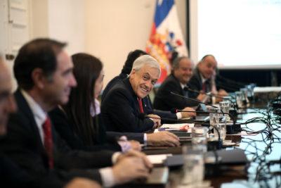 """Gobierno responde a """"flojera legislativa"""" y anuncia el envío de cuatro proyectos al Congreso"""