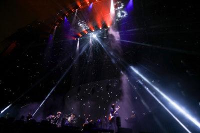 Radiohead en Chile, nunca la tristeza se sintió tan linda