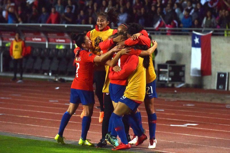 Partido de la Roja en Copa América Femenina fue lo más visto del día en la TV chilena