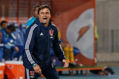 No se quiere ir: no hay acuerdo para que Guillermo Hoyos se vaya de U. de Chile