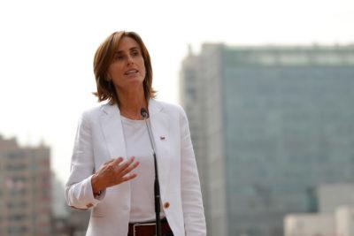 """Ministra Cubillos y fallo por proyecto Dominga: """"El proceso esta vez sí se ajustará a derecho"""""""
