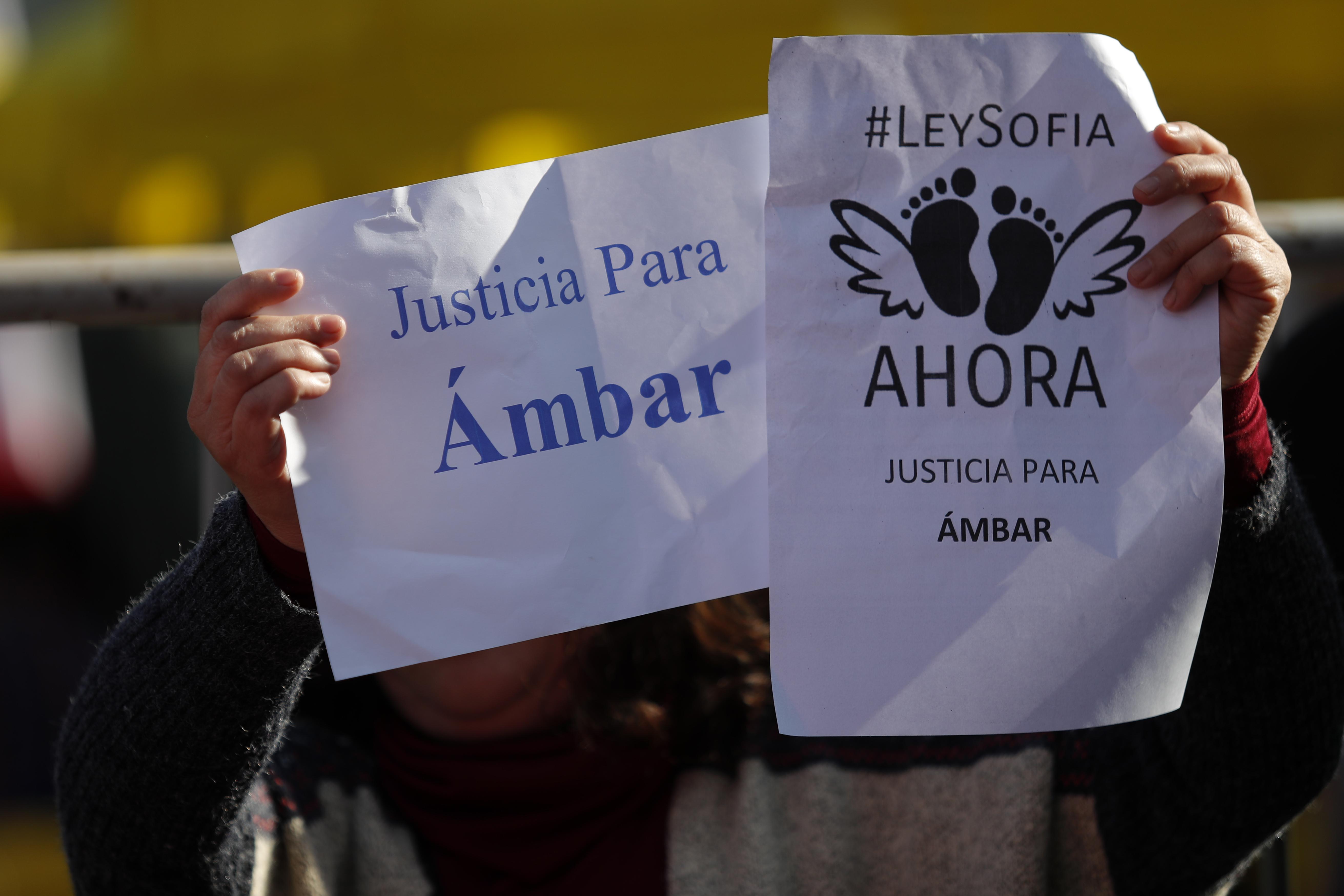 Cruda carta del pediatra de menor asesinada en Los Andes: