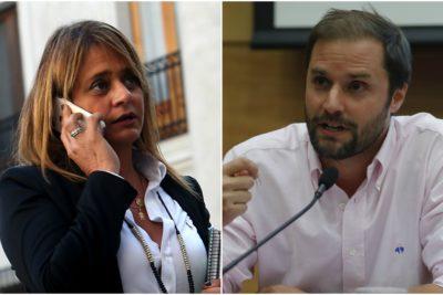 """Batalla en la UDI: Bellolio dice que Van Rysselberghe llevará Identidad de Género al TC sin """"argumentos jurídicos"""""""