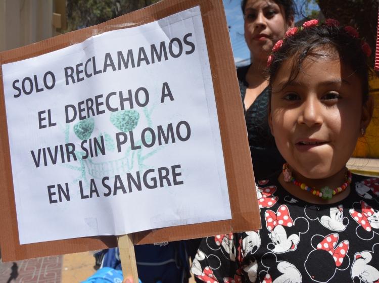 """""""#CalamaSinPlomo: el movimiento que logró frenar un decreto que los transformaría en depósito de contaminantes"""""""