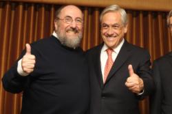 """""""Habia escuchado muchas idioteces en mi vida…"""": comentario sobre democracia de Nicolás Grau hizo hervir a Melnick"""